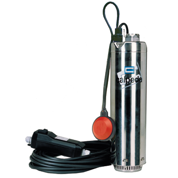 Погружной насос CALPEDA для колодцев для чистой воды MXS