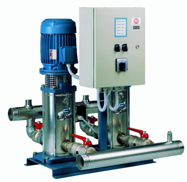 Автоматические насосные станции водоснабжения