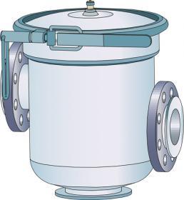Предварительный фильтр из нержавеющей стали PF
